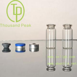 TP-4-15 10ml 低硼硅,中硼硅,进口料 西林瓶 注射剂瓶