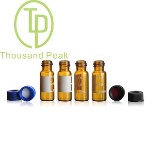 TP-1-19 1.5/2ml进样瓶棕色液相色谱玻璃样品瓶 取样瓶顶空瓶 进样瓶整套100套