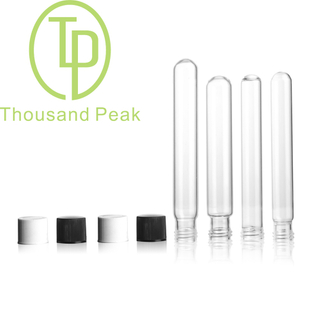 TP-1-24 5 10 15 20 25 30 50ml螺口尖底离心管试管 可以印刻度 耐高温