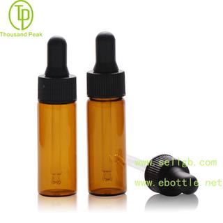 TP-2-130 5ml 棕色透明滴管试剂瓶 快速诊断试剂瓶